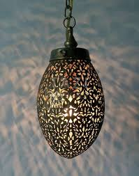 moroccan pendant light small g