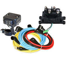 atv winch wiring kfi products wiring upgrade kit mini rocker switch motorcycle winches