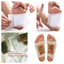 10pcs detox foot pads detoxification patches