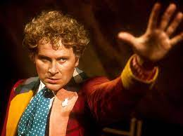 """Colin Baker says he was """"selfish"""" not to film Doctor Who regeneration scene  - Radio Times"""