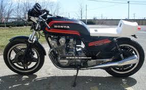1981 honda cb750f sport modified to cafe racer style cb photo 11