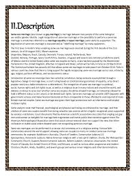 sample argumentative essay against same sex marriage    sample argumentative essay against same sex marriage