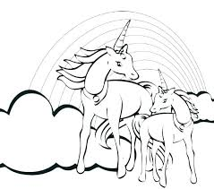 Free Unicorn Coloring Pages Unicorn Pictures To Print Free Unicorn
