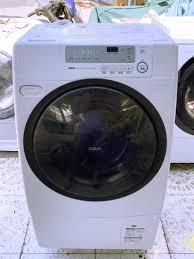 Máy giặt AQUA AWD-AQ350-R(W) giặt 9kg sấy 6kg - chodocu.com