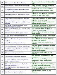 English Grammar Conversion Of Passive Voice Sentences In Simple