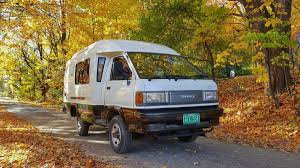 Truck Thursday: Toyota TownAce Camper 4×4 Diesel | Hooniverse