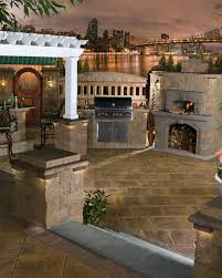 gallery outdoor kitchen lighting:  ideas about outdoor kitchen kits on pinterest outdoor kitchens backyard kitchen and outdoor grill area