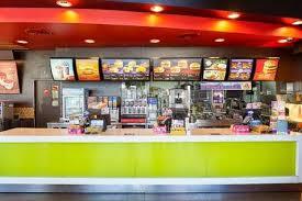 mcdonalds inside counter. Interesting Inside PATTAYA THAILAND  FEBRUARY 21 2016 Inside Of McDonalds Restaurant  Primarily Throughout Mcdonalds Inside Counter