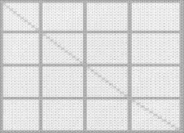 Multiplication Table 50x50