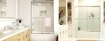 bath tub door bathtub doors bathtub sliding doors installation cost