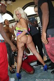 Alena Croft Alena Croft Blacks On Blondes photo 19 Dogfart