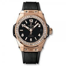 Đồng hồ Hublot Big Bang One Click King Gold Diamonds 39mm  465.OX.1180.RX.1204 - chicaluxury