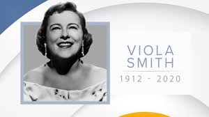 Viola Smith, 'fastest girl drummer in the world,' dies at 107