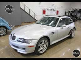 BMW Convertible 2001 bmw m roadster : 2001 BMW M Coupe; S54 in Silver w/ Only 23k Miles!