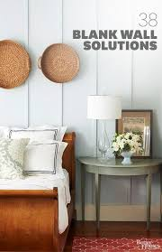 38 blank wall solutions cottage style
