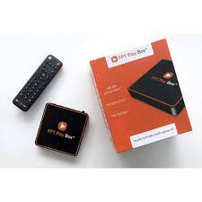 DEAL SỐC GIẢM 300K ] Tivi Box FPT Play Box 2020 2GB/16GB Android TV 10 (  T550 ) - Chính hãng Fpt