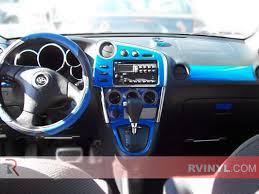 Toyota Matrix 2003-2008 Dash Kits | DIY Dash Trim Kit