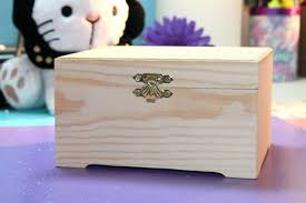 Blank Boxes To Decorate Kawaii Jewelry Box A Blank Box To Decorate Cool Jewelry Box 1