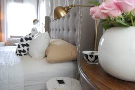 Skyline Bedroom Furniture My Tufted Bed A Review Of The Skyline Linen Nail Button Wingback
