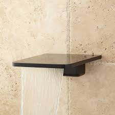 knox waterfall tub spout  bathroom