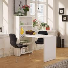 office dining table. Office By Kathy Ireland Echo 56W Dining Table In Pure White - Free Shipping Today Overstock 22396837 A