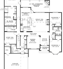 Small Picture The House Designers Design House Plans For New Home Market New