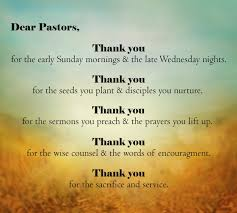 Birthday Quotes For Pastor Have you said Thank You to your pastor recently Verses Quotes 1