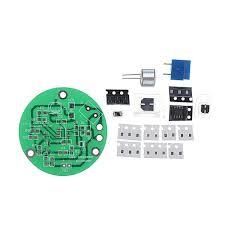Diy Smd Led Light Diy Smd Round Sound Control Led Light Electronic Kit