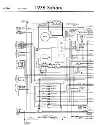 repair manuals subaru brat wiring diagrams make subaru model 1600 and brat models