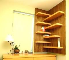 bedroom corner shelves corner shelves in bedroom corner shelves for bedroom modern orange corner shelf by