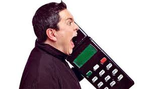 QI some quite interesting facts about telephones