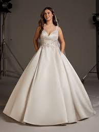 Pronovias Plus Wedding Dresses