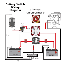 wiring a 3 way battery switch data wiring diagram battery isolator wiring furthermore battery isolator switch wiring wiring a 3 way battery switch