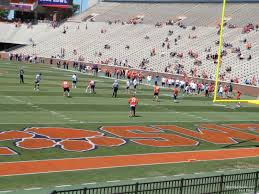 Memorial Stadium Clemson General Admission Rateyourseats Com