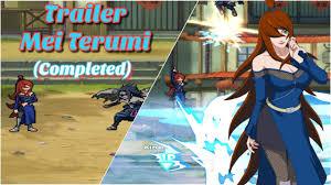 Trailer] Mei Terumi (Completed) - Bleach VS Naruto MUGEN - YouTube