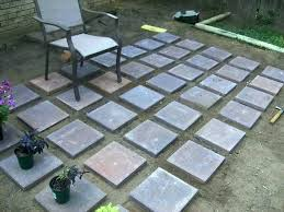 outdoor concrete ideas patio outdoor concrete stain ideas