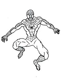 Disegni Da Colorare Gratis The Amazing Spider Man Timazighin Con