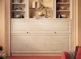 wall bed office. hidden horizontal folding murphy bed wall office