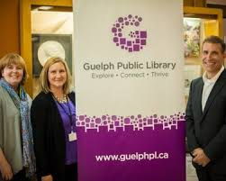 The City Law School   City  University of London  About the Project  The Guelph Library