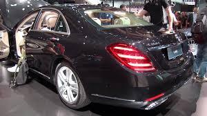 2018 mercedes benz s560. Brilliant 2018 2018 Mercedes Benz S Class Better Than BMW 7 Series With Mercedes Benz S560