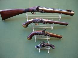 Handgun Display Stand Gun Display Stands The Flintlock Collection 76