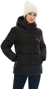 [2019 New] Women's Heated Jacket with Battery Pack ... - Amazon.com