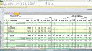 tc estimate template advanced excel t4c4 estimate template 201 advanced excel