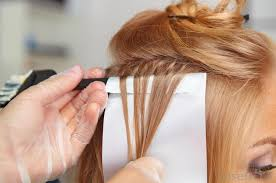 natural hair color should be considered when choosing the best blonde highlights