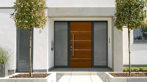 Look Forward To The Unique Combination Of Nature And Technology As Well As  To The Perfect Front Door With Distinctive Design.