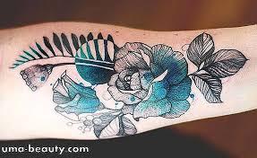 64 Květinové Tetování Pro Inspiraci A Vybrat Csuma Beautycom