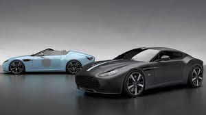 Aston Martin Celebrates Zagato S 100th Year With Vantage Twins
