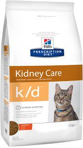 <b>Сухой корм Hill's Prescription</b> Diet K/D Kidney Care диетический ...