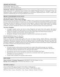 Project Engineer Cover Letter Industrial Engineer Cover Letter It Mesmerizing Project Engineer Resume