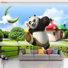 Nice Image Is Loading Kung Fu Panda Wallpaper Mural Rolls For Wall